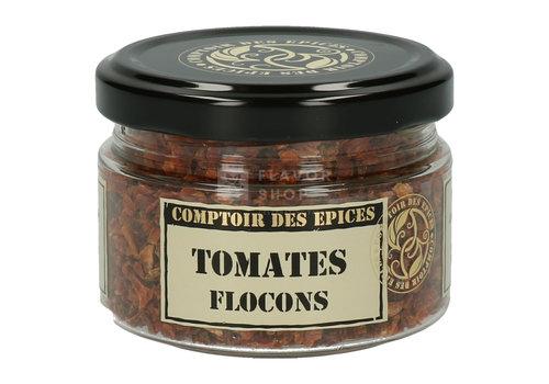 Le Comptoir des épices Tomates sechées (flocons)