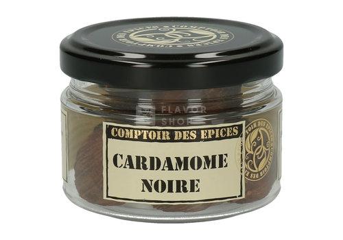 Le Comptoir des épices Wilde Kardamom Zwart
