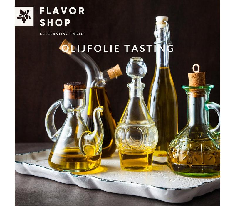23/05/2019 - Dégustation d'huile d'olive