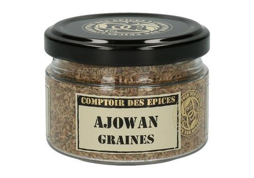 Le Comptoir des épices Ajowan graines (Inde)