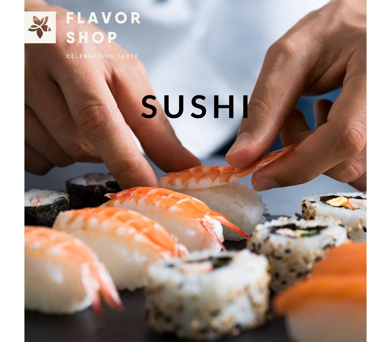 03/06/2019 - Atelier de sushi