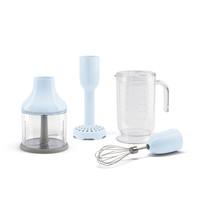 Handblender + accessoires Blauw HBF02PBEU - SMEG