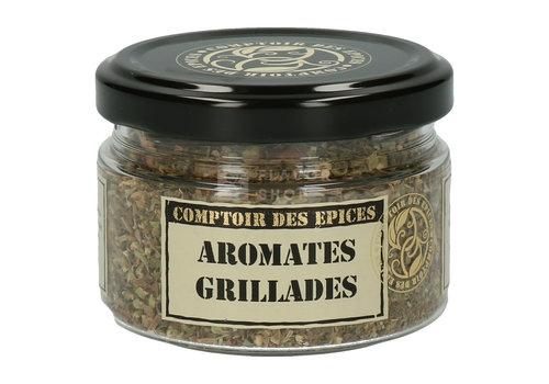 Le Comptoir des épices Aromates pour Grillades