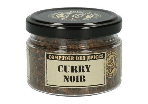 Le Comptoir des épices Curry noir ou Kala Massala (Maharashtra, Inde)