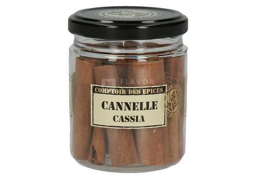 Le Comptoir des épices Cannelle Cassia 6cm