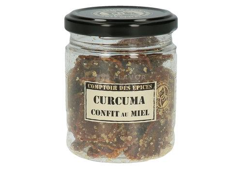Le Comptoir des épices Curcuma Confit