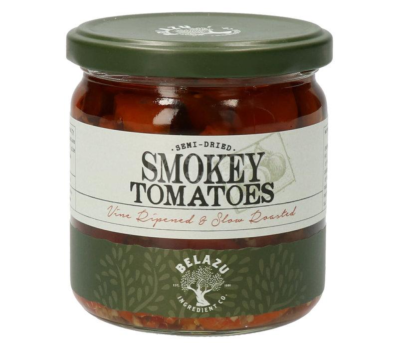 Tomates fumées semi-séchées - Belazu