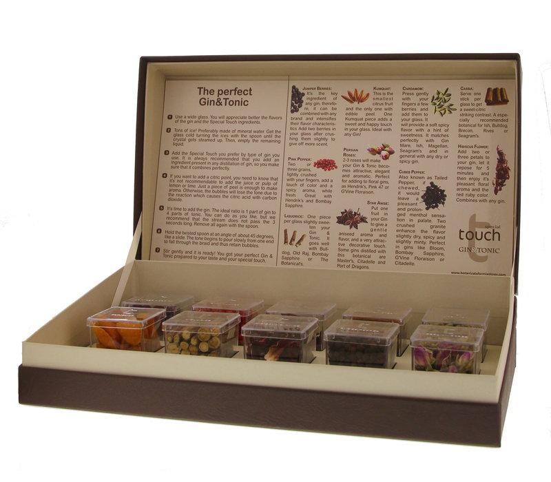 The Perfect Gin & Tonic Botanical Set