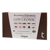Coffret botanique pour le gin tonic parfait