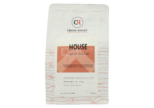 Cross Roast Houseblend Bonen