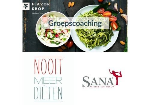 September & oktober 2019 - Start to Sana (5 sessies) - volzet
