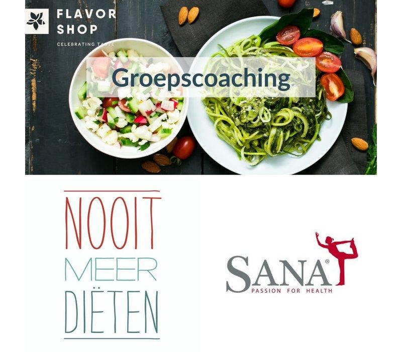 September & oktober 2019 - Start to Sana (5 sessies)