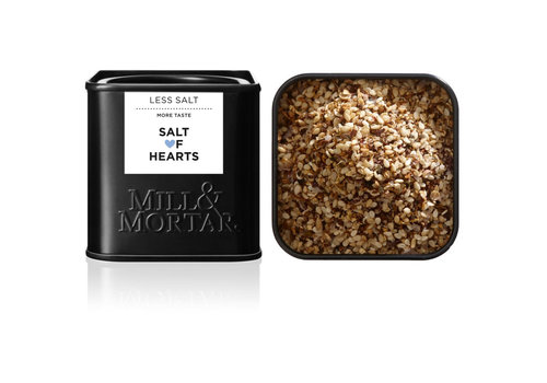 Mill & Mortar Salt of Hearts