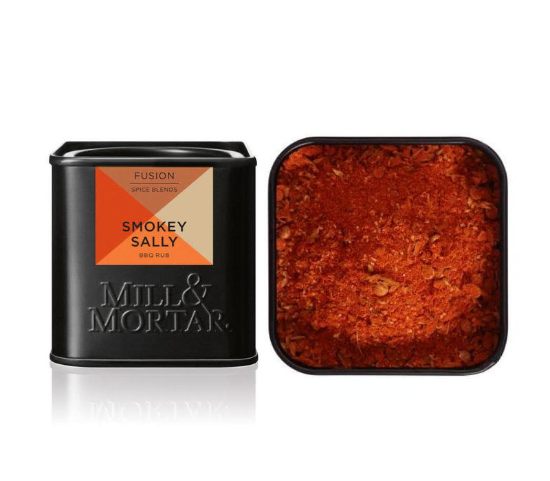 Smokey Sally BBQ Rub - Mill & Mortar