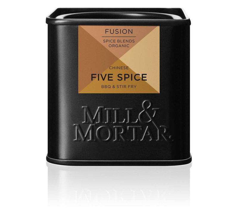 Cinq épices - BBQ et wok - Mill & Mortar