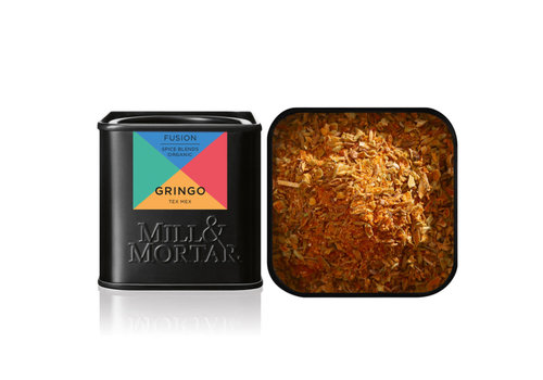Mill & Mortar Gringo Taco - Herbes Tex Mex