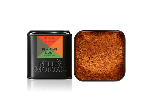 Mill & Mortar Flaming Dust - BBQ Rub