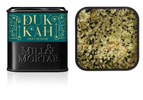 Mill & Mortar Dukkah Green