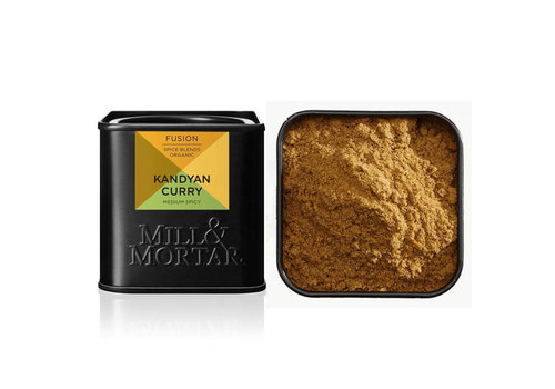 Mill & Mortar Kandyan Curry - Épicé moyen