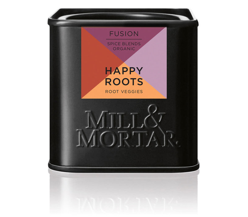 Happy Roots - Légumes racines - Mill & Mortar