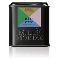 Karl Otto - Epices pour Risotto & Sauces - Mill & Mortar