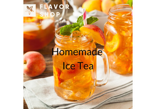 07/07/2019 - Homemade Ice Tea Workshop