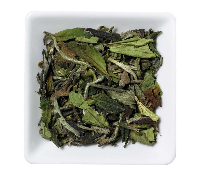 Pai Mu Tan thee Pure Flavor 25 g