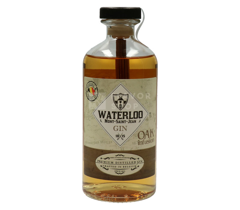 Waterloo Gin infusé au chêne
