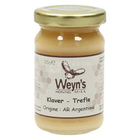 Miel de trèfle 125 g