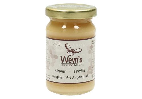 Weyn's Honing Miel de trèfle 125 g
