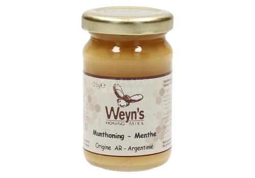 Weyn's Honing Miel de menthe 125 g