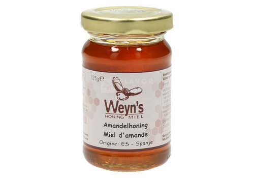 Weyn's Honing Miel d'Amande 125g