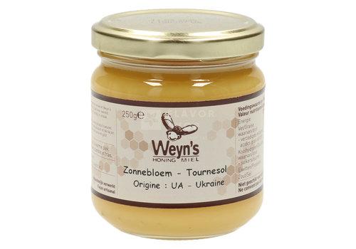 Weyn's Honing Zonnebloem Honing 250 g