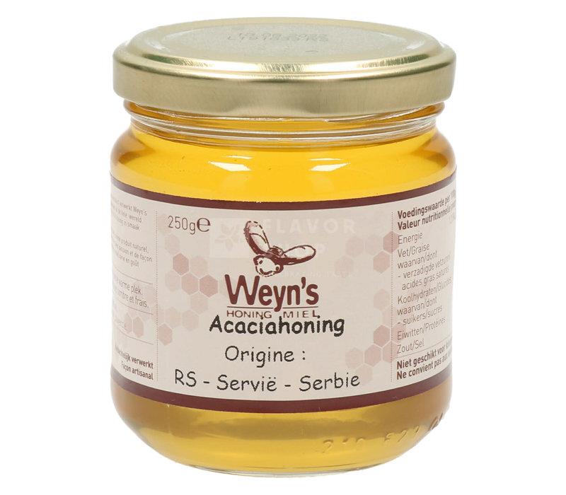 Acacia Honing 250g - Weyn's Honing