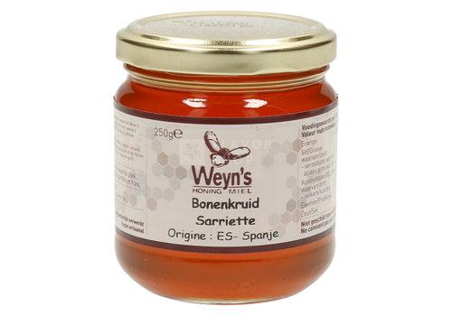 Weyn's Honing Bonenkruid Honing 250 g