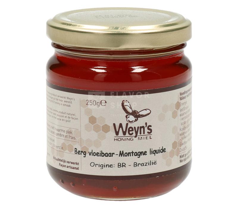 Berg Honing 250 g - Weyn's