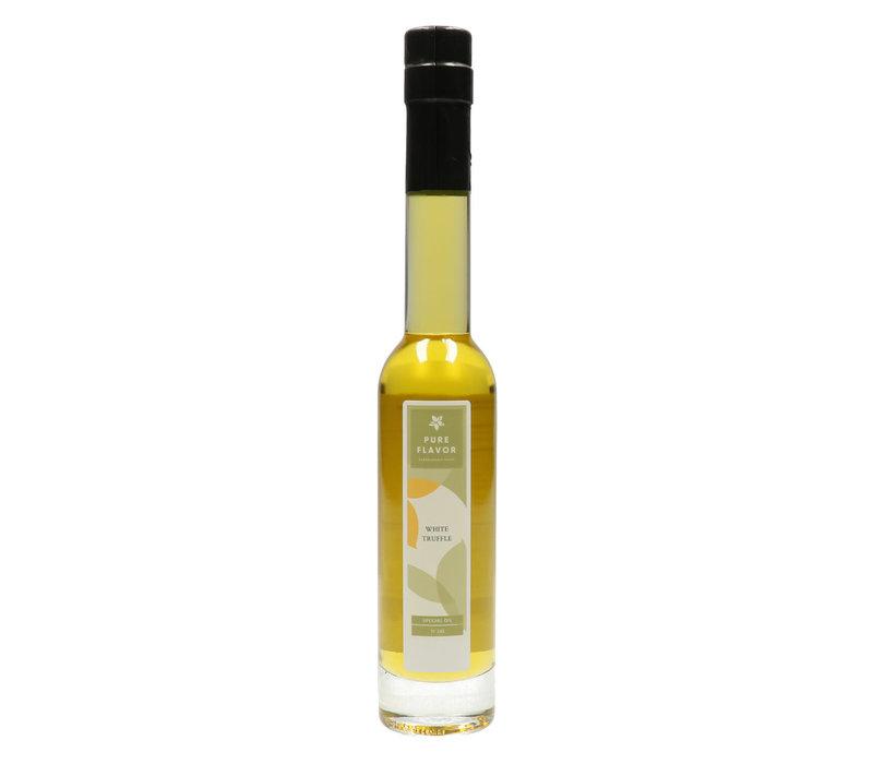 Huile d'olive extra vierge à la vraie truffe blanche - Pure Flavor