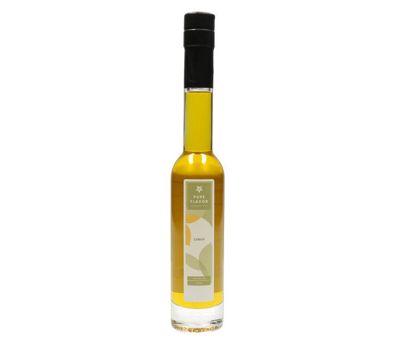 Huile d'olive au citron extra vierge - Pure Flavor