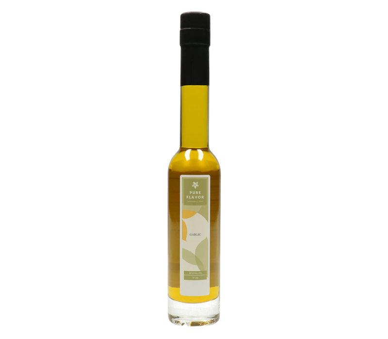 Huile d'olive extra vierge à l'ail - Pure Flavor