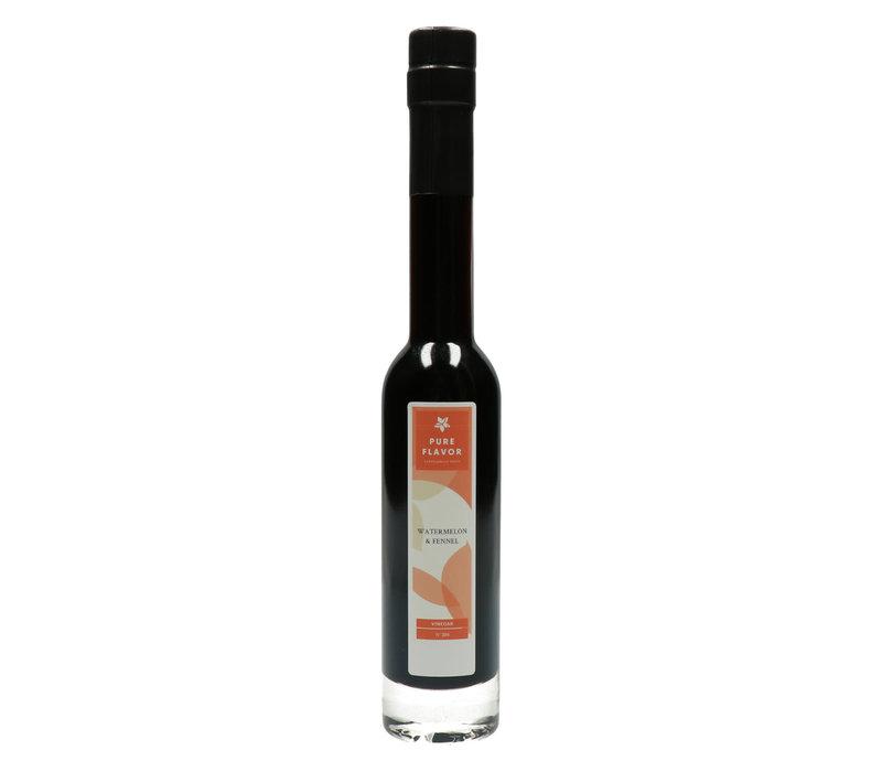 Vinaigre de pastèque et de fenouil - Pure Flavor