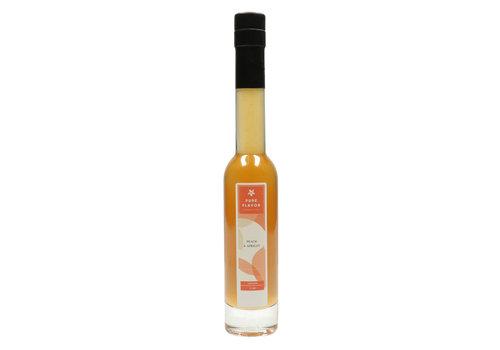 Pure Flavor Vinaigre à la pêche et à l'abricot 200 ml