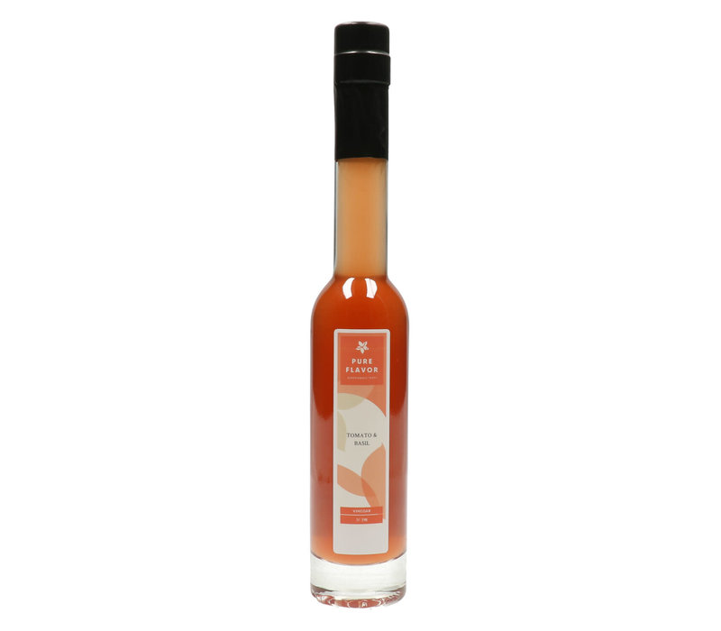 Tomaat - Basilicum azijn - Pure Flavor