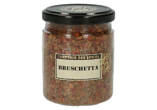 Le Comptoir des épices Bruschetta mengeling 110 g