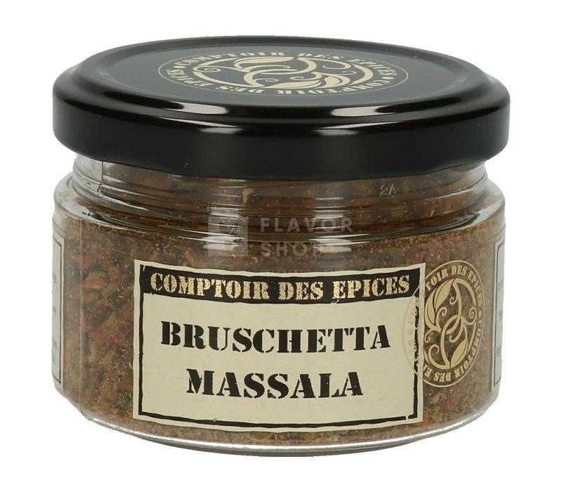 Bruschetta Massala