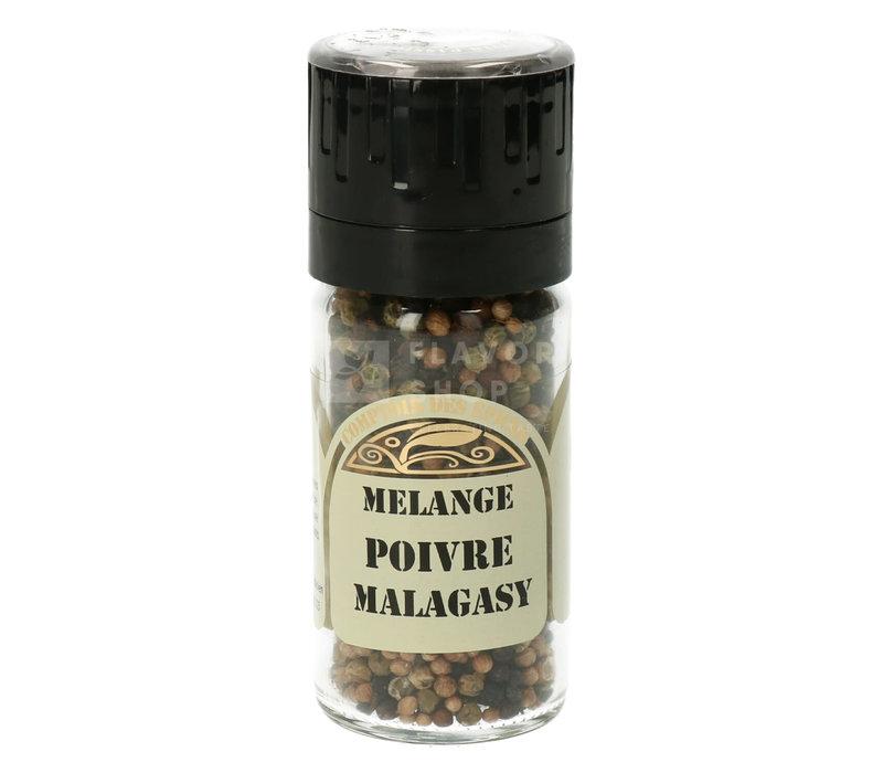 Malagasy Peper in molen
