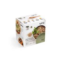 Cuiseur riz et quinoa pour micro-ondes - Lékué