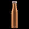 Lurch Bouteille isotherme à double paroi Bronze 750 ml - Lurch