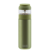 Lurch Theefles met aparte infuser uit RVS - Groen - Lurch