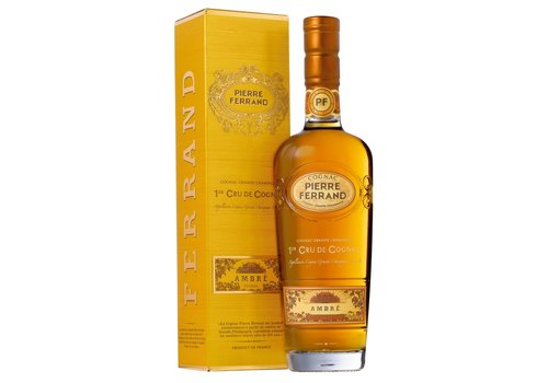 Ambré 1er Cru de Cognac - Pierre Ferrand