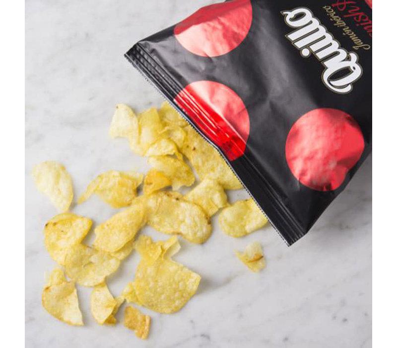 Chips au Jambon ibérique espagnol - Quillo